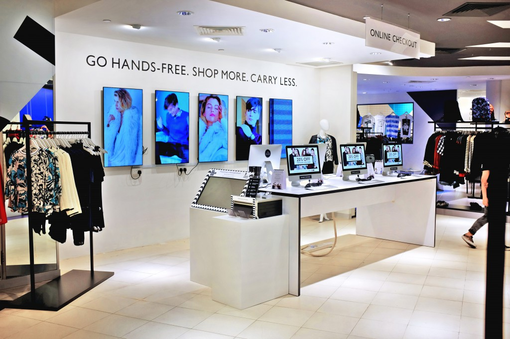 OUTLET_Hands Free_store