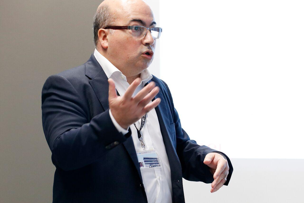 Jorge CEO de Kernel